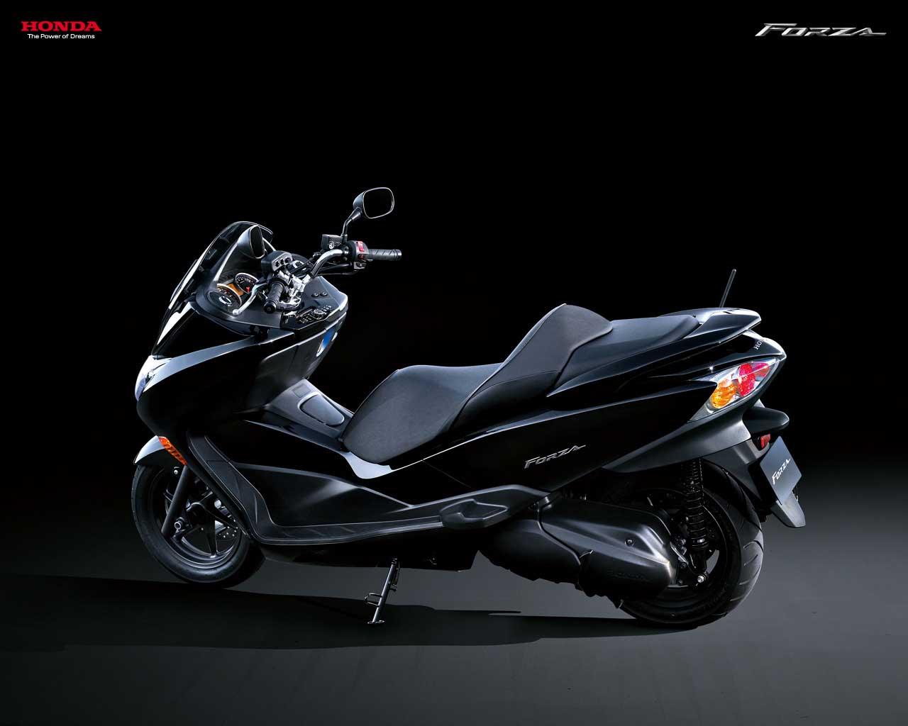 Скутеры Honda : Скутер Honda FORZA Z 250 MF08