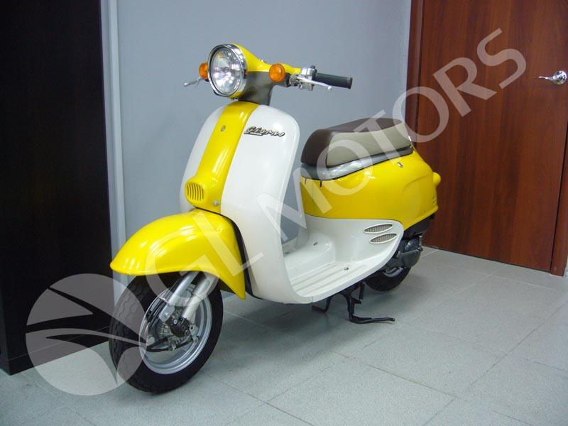 скутер honda giorno год выпуска
