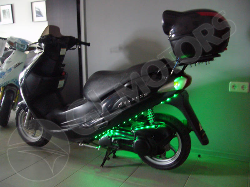Стайлинг скутеров